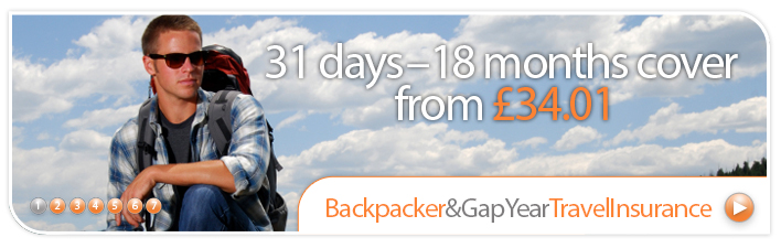 Long Stay Cover 31 days - 18 months cover from £11.18