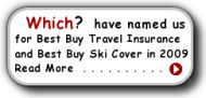 Named Best Buy Travel Insurance 2009